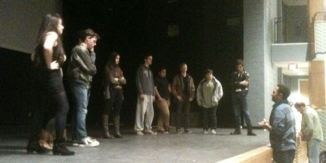 Rebel Without a Cause To Be Performed In Our New Theater