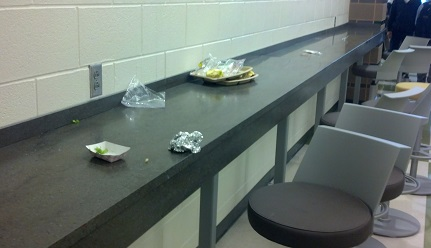 Why Can't We Keep our School Clean?