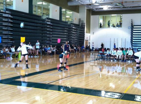 County Wide Volleyball Championship Held At Wakefield