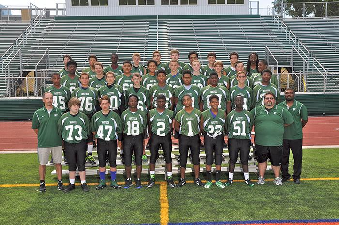 Freshman Football Crushes The Competition