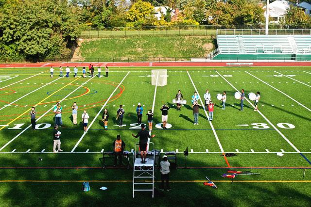 Marching Band Should Be A Sport