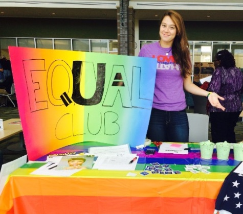 The Equal Club: All Are Equal