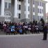 Cohort youth got to meet the President of JMU on their November 4th and 5th trip.