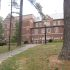 The beautiful rural environment of the University of Richmond makes it a cozy place to reside!