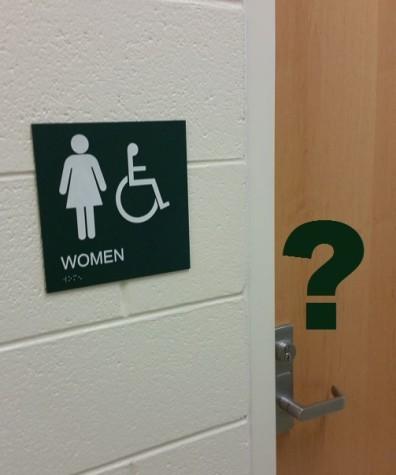 Bathrooms for The Non-Binary Kid