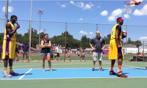 The Magic of Arlington County Fair with the Harlem Wizards
