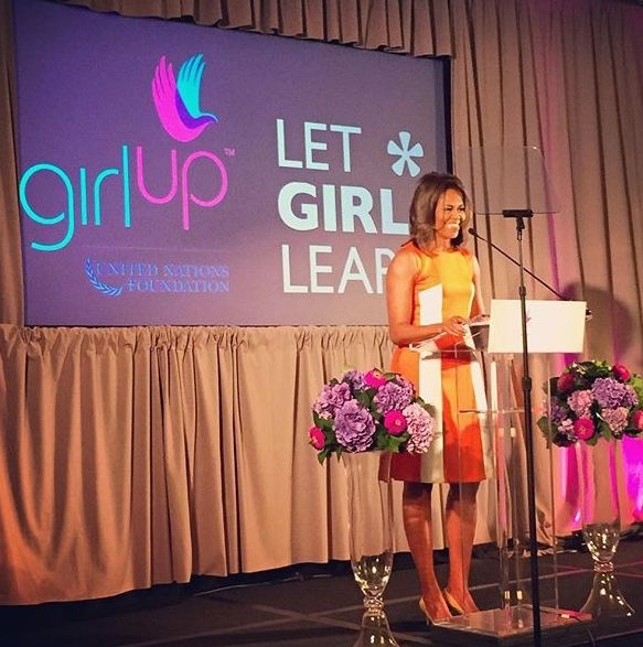A First (Lady) for Girls: An Important Message for All