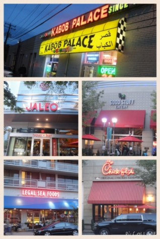 5 Local Restaurants You Gotta Try