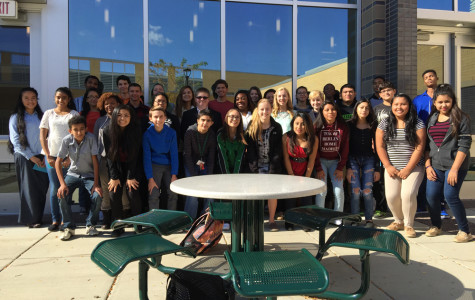 Students Of The Month Celebrate Success