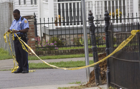 A String of Violent Attacks in D.C. Area