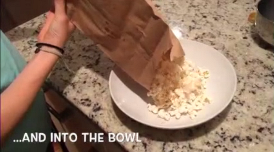 How to Make Better Microwave Popcorn