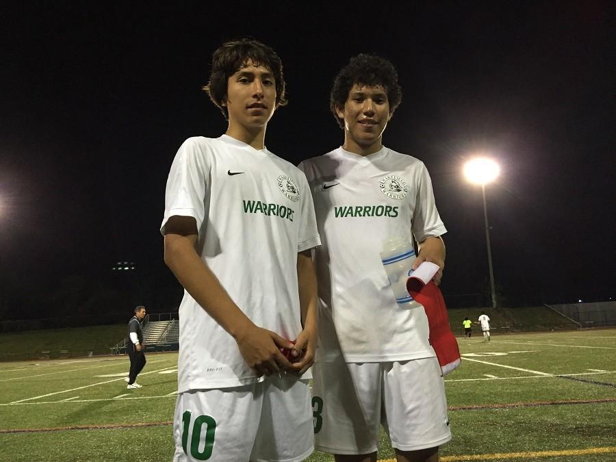 Meet the Boys Varsity Soccer Captains