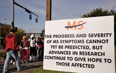 Wakefield Student Participates in WalkMS for Senior Project