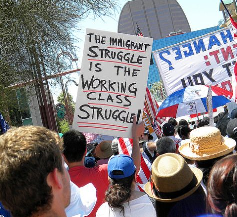 Immigrant Struggles: Upcoming for the Incoming