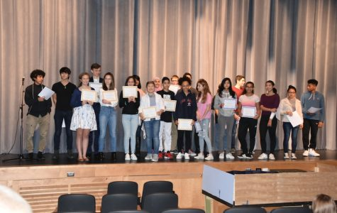 Poetry Out Loud Competition 2016