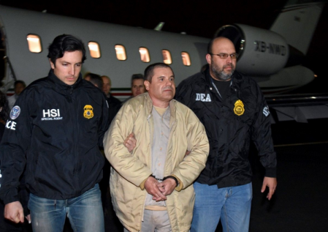 El Chapo Extradited to US