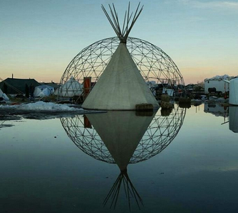 #NoDAPL Update: Campsites are Gone but Hope is Not
