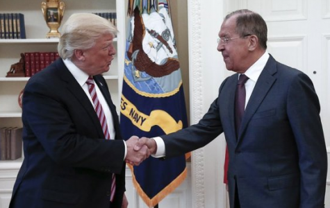 Did Trump Spill The Beans To Russia?