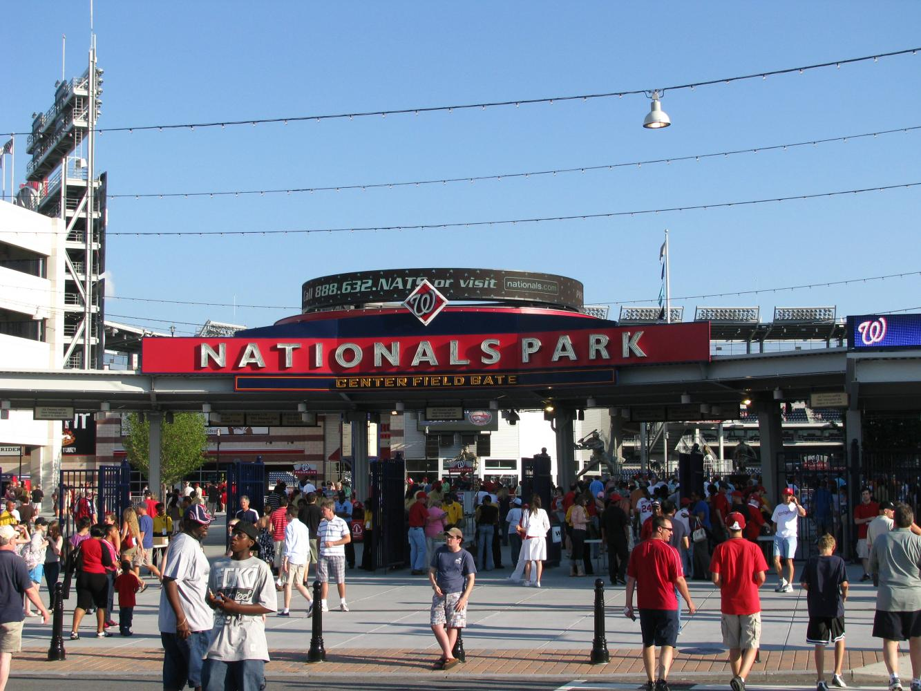 Nats Park is the place to be this summer !