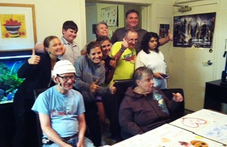 The Action Team: A Club To Make Others Happy