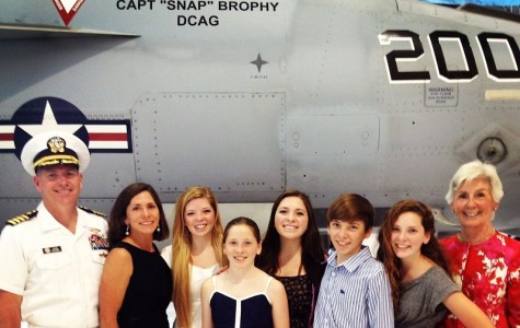 One Student Celebrates Veterans Day