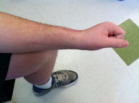 Left Hand Man