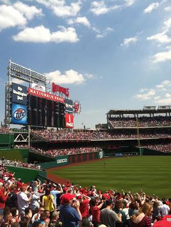 The Nationals look forward to a beautiful summer of baseball.