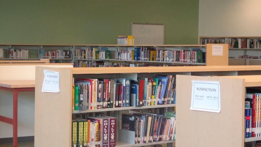 Now that summer is over, stop by the library for more reading!