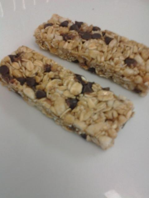 Mmmmm...just how you like it! Custom granola bars!