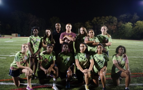 Sophomores Crowned Powderpuff Champions