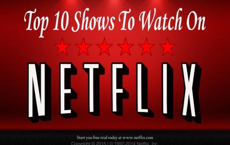 Top Ten Shows To Watch On Netflix