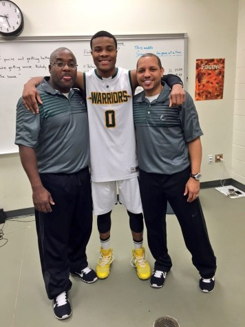 Marqua Walton appreciates all the support from his coaches