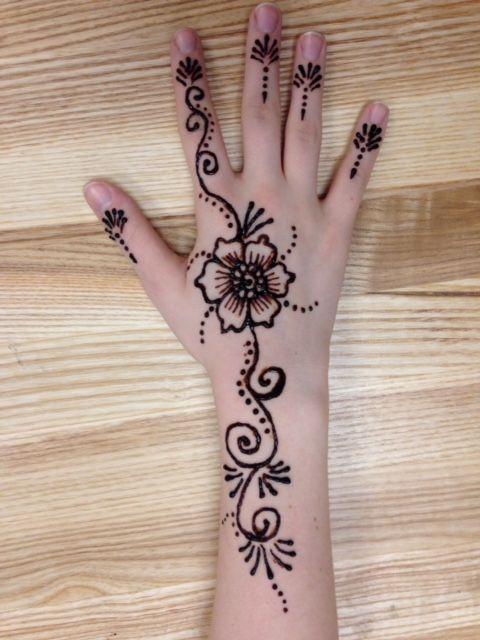 Mendhi by JaninaZ on DeviantArt