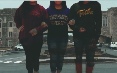 College bound graduating seniors link arms on a trip to see a college campus. One in four girls will be the victim of sexual assault. Who will protect these graduating seniors?