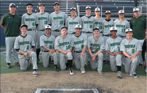 Wakefield Baseball Makes Strides This Season