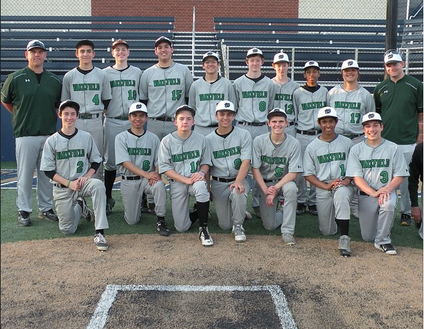 Mr. Girard took this picture of the team just before their Senior Night shut out against Massanuten Academy.