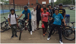Phoenix Bikes Works with Wakefield: 9 Students Earn Bikes for Summer
