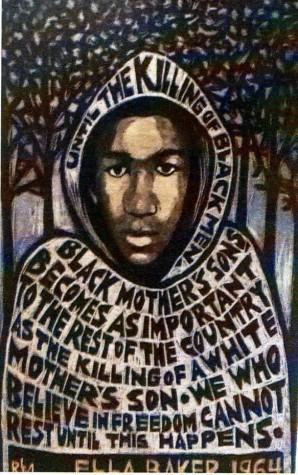 2015 Words Out Loud: #BlackLivesMatter