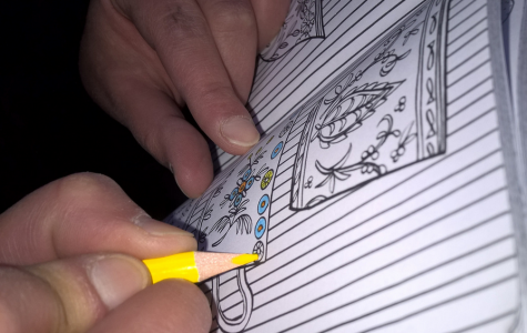 Stressed Out? Grab a Coloring Book
