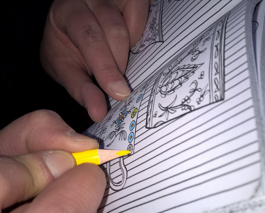Does coloring really help relieve stress?