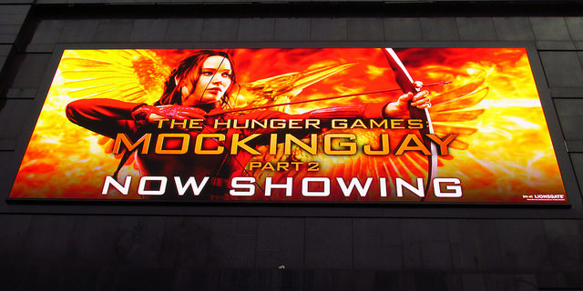 2nd Mockingjay Is Worth the Trip: Love and Action