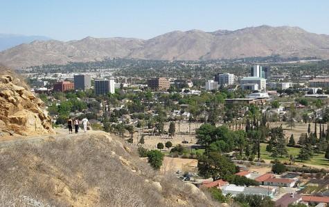 San Bernardino, California at a more peaceful time.