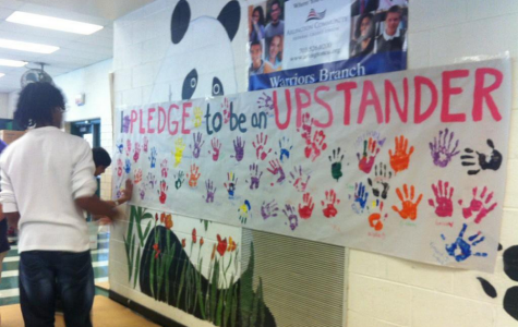 Upstanders' Week of Action: Stand Up to Bullying
