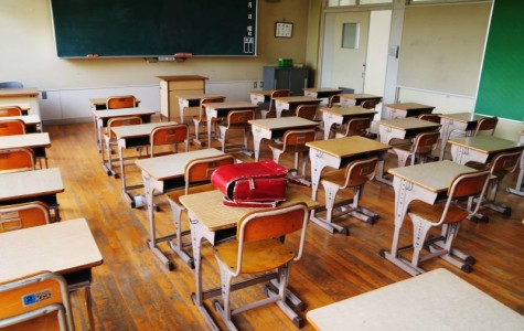 Photo Per CC License: https://simple.wikipedia.org/wiki/Primary_school#/media/File:Heiwa_elementary_school_18.jpg