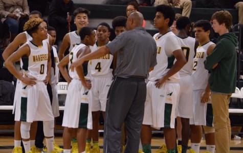 JV Boys Basketball on a Four Run Winning Streak