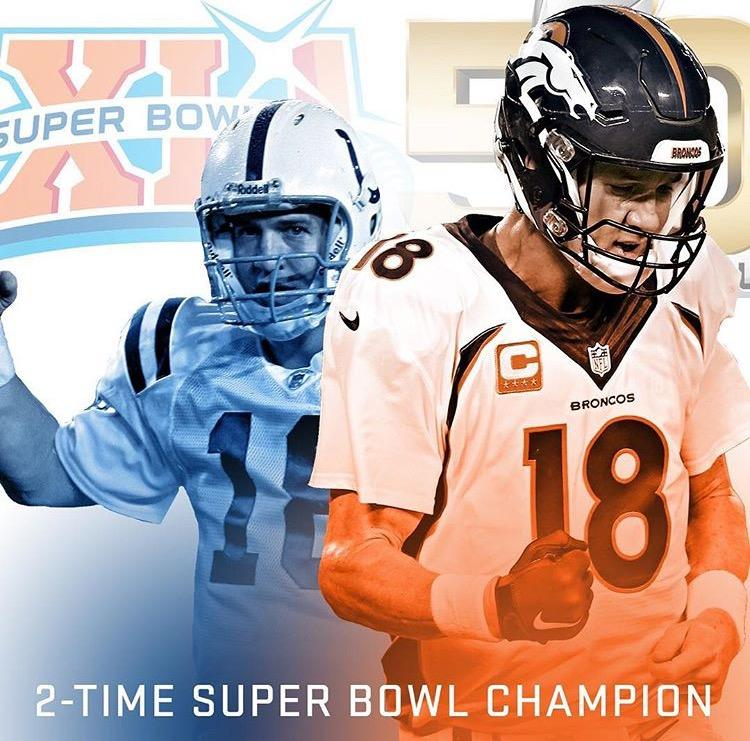 Peyton Manning wins his 2nd Super Bowl