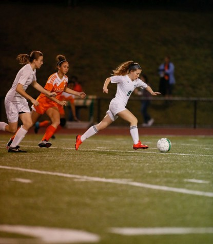 Wakefield Girls Varsity Soccer Try to Kick It into High Gear