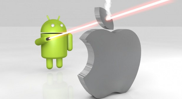 Android+vs.+Apple
