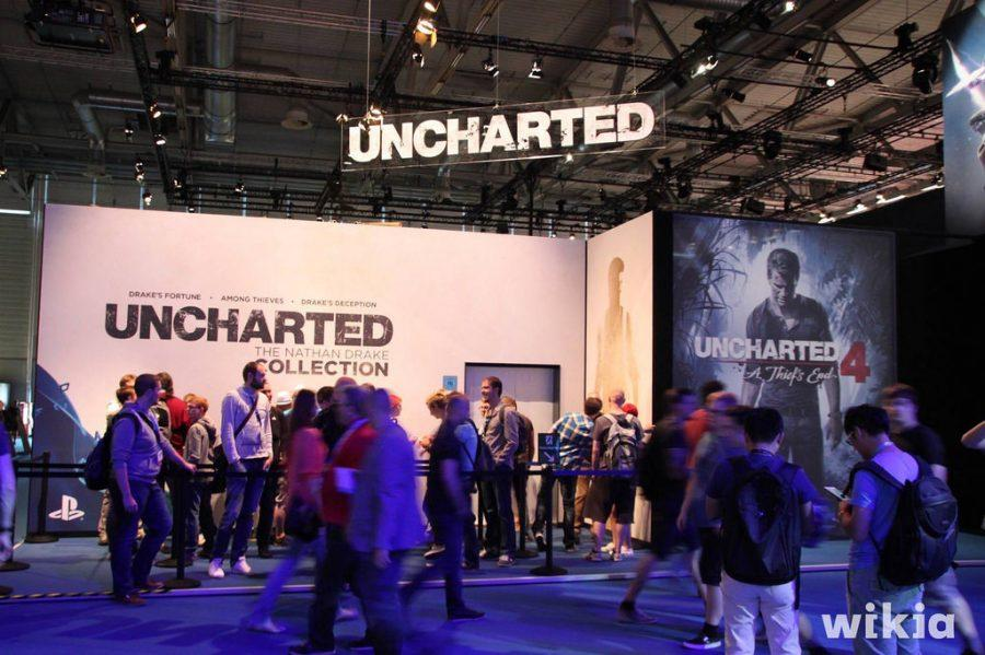 Uncharted 4: A Thief's End Is off the Charts