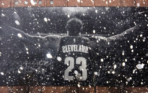 Lebron James looks to bring the first major sports tittle to Cleveland since 1964.
